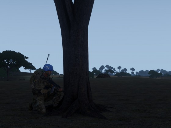 Der Baum ist sicher!