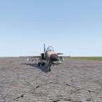 Höhenruder kaputt und Treibstoffleck.