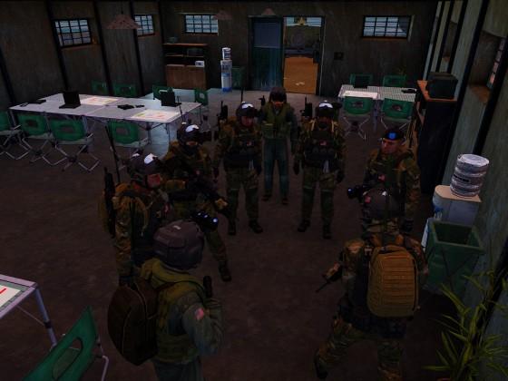 Operation Daybreak ~ Briefing